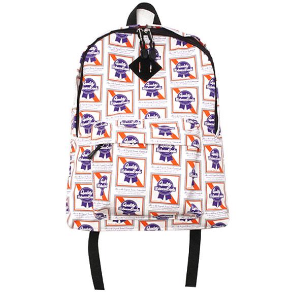 HIDE&SEEK Pub Backpack:WHITE