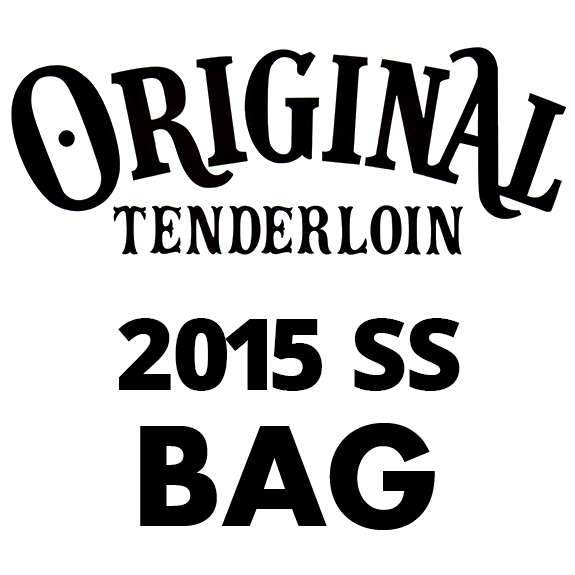TENDERLOIN T-PACK BW
