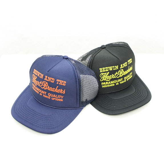 BEDWIN TRUCKER CAP