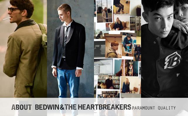 BEDWIN徹底解剖!ブランド情報やこれまでのコレクションをまとめてご紹介!