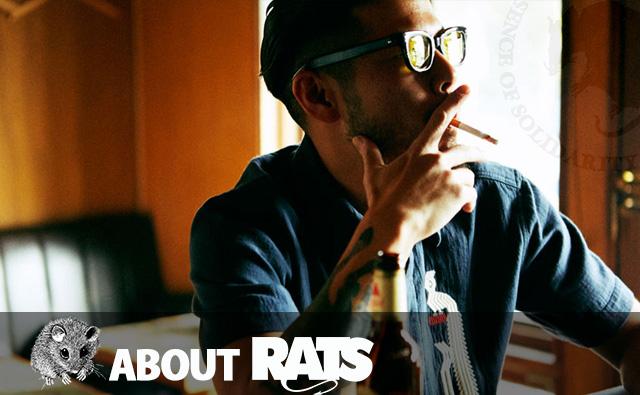 RATS徹底解剖!ブランド情報やこれまでのコレクションをまとめてご紹介!