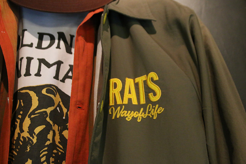 RATS カジュアル 着こなし・コーディネート