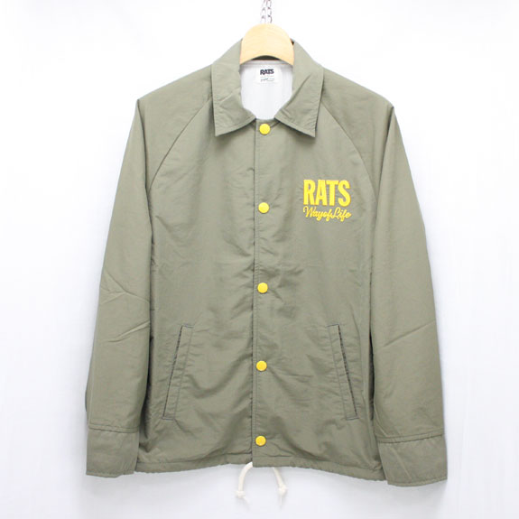 RATS SUMMER COACH JKT:KHAKI