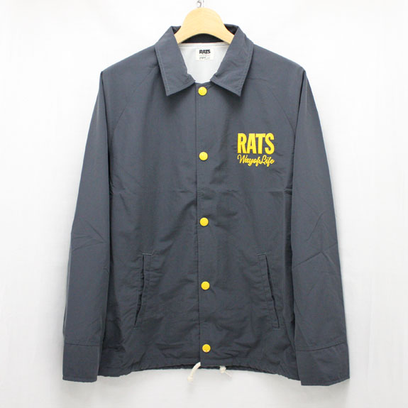RATS SUMMER COACH JKT:NAVY