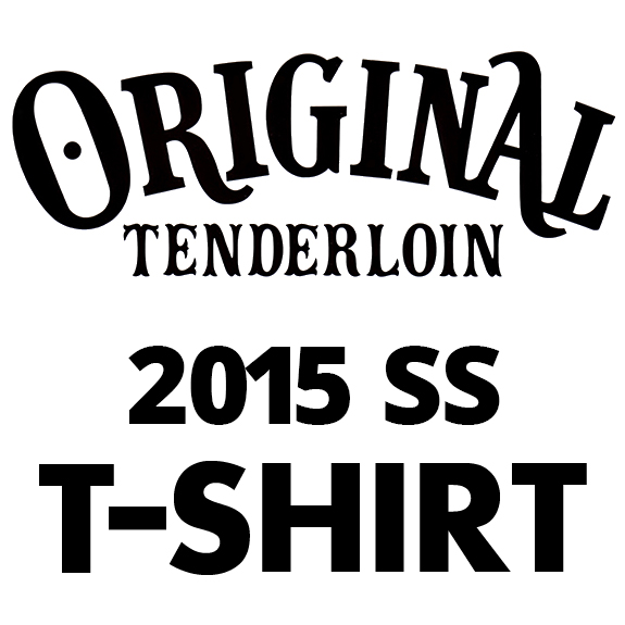 TENDERLOIN T-TEE POCKET