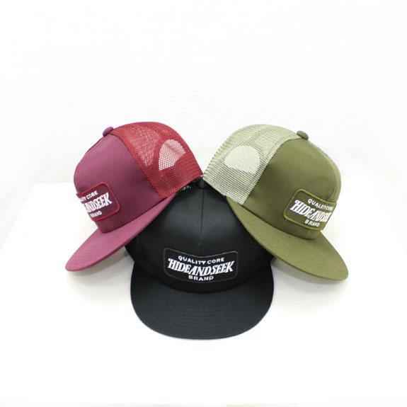 HIDE&SEEK Mesh CAP (15ss)