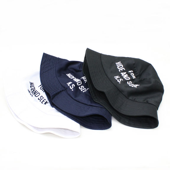 HIDE&SEEK For H.S. Backet HAT
