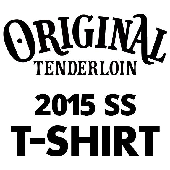 TENDERLOIN T-TEE BORDER S/S