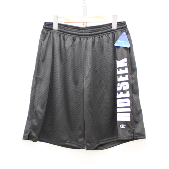 HIDE&SEEK Mesh Shorts (15ss):BLACK