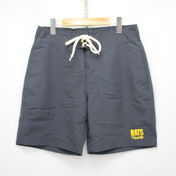 RATS HYBRID SHORT PANTS:NAVY