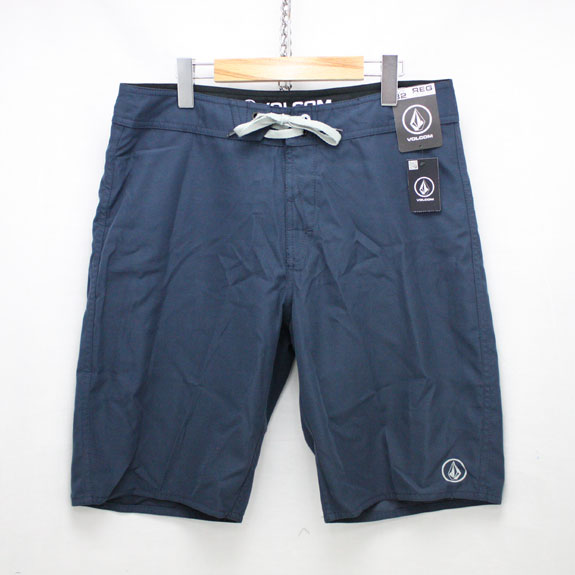 RATS VOLCOM SURF SHORTS:NAVY