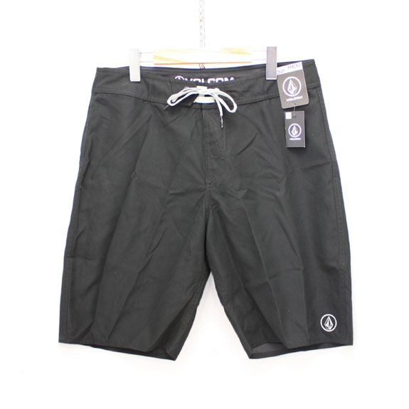 RATS VOLCOM SURF SHORTS:BLACK