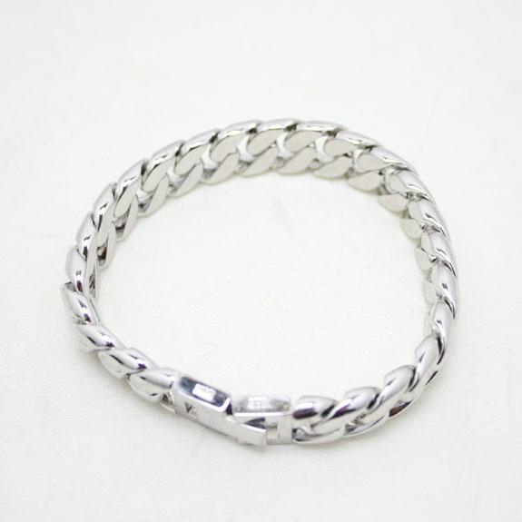 HIDE&SEEK Silver Braclet (L):SILVER