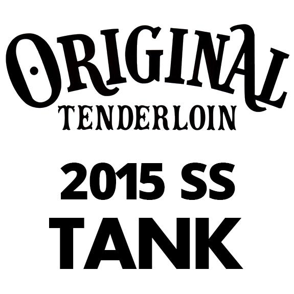 TENDERLOIN T-JACQUARD TANK