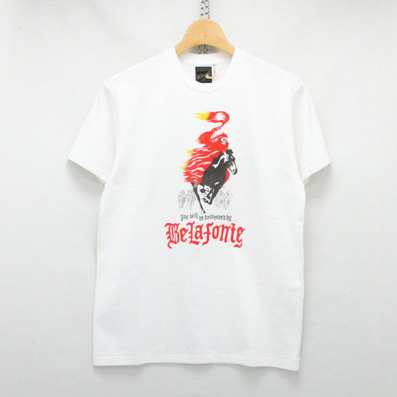BELAFONTE×TENDERLOIN THE 5TH HORSEMAN-T (2014):WHITE