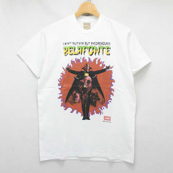 BELAFONTE GOREHOUND OF DRACULA T:WHITE