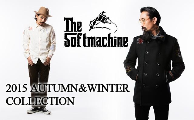 SOFT MACHINE ソフトマシン 2015 AW 秋冬コレクション 着こなし・コーディネート 16スタイル!