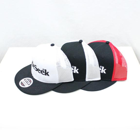 HIDE&SEEK 20th Hideseek Mesh CAP (2 TONE)