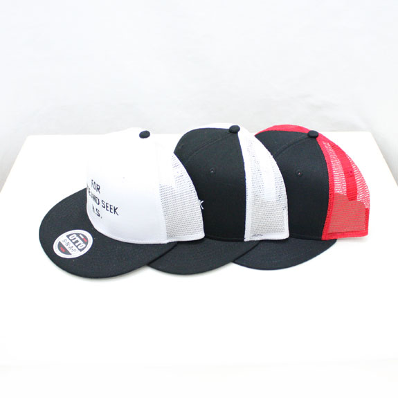 HIDE&SEEK 20th FOR H.S. Mesh CAP (2 TONE)