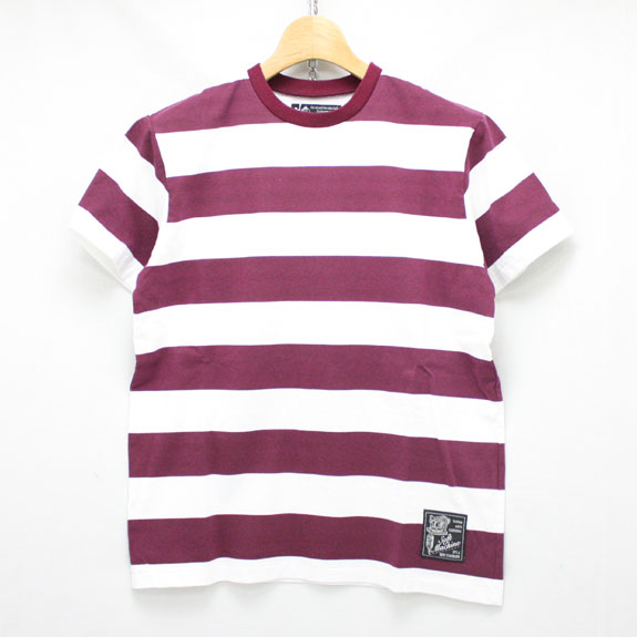 SOFT MACHINE NEW GATE S/S:BURGUNDY