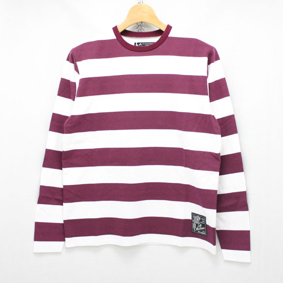 SOFT MACHINE NEW GATE L/S:BURGUNDY