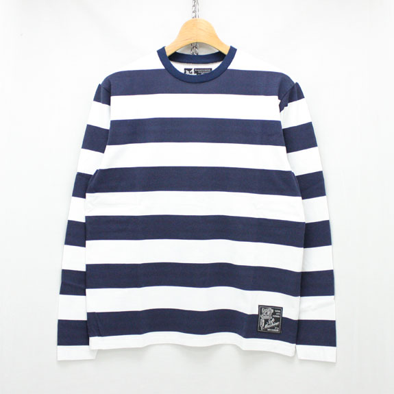 SOFT MACHINE NEW GATE L/S:NAVY