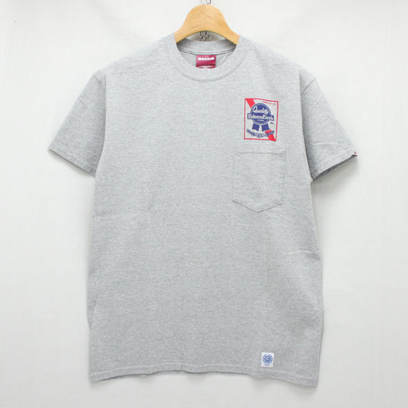 HIDE&SEEK 20th Pub S/S Tee:H-GRAY