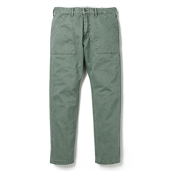 BEDWIN 10/L TAPERED FIT UTILITY PANTS