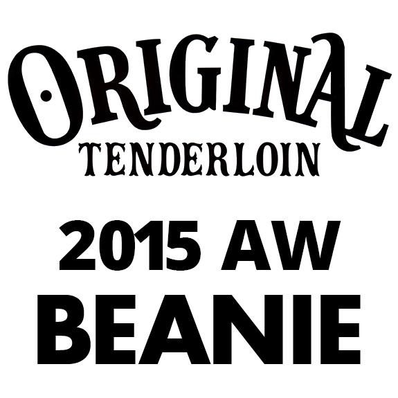 TENDERLOIN T-TDL BEANIE