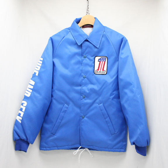 HIDE&SEEK #1 Team JKT (15aw):BLUE