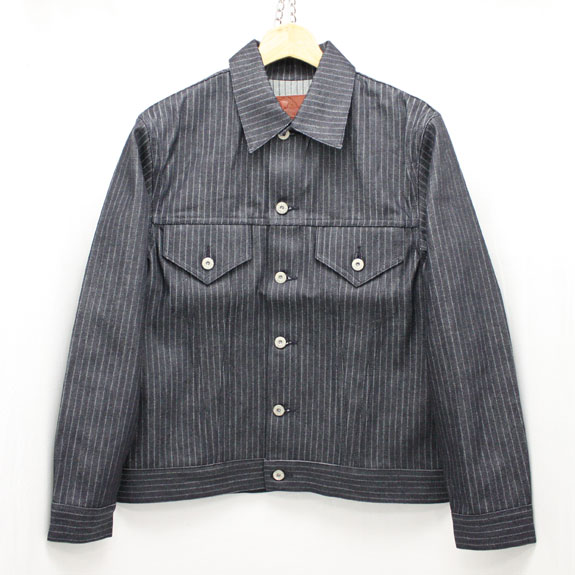 THE STYLIST JAPAN×TENDERLOIN 3RD DENIM JKT:INDIGO