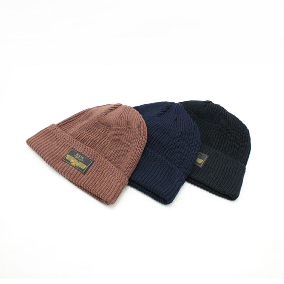 RATS KNIT CAP (TYPE-A WATCH CAP)
