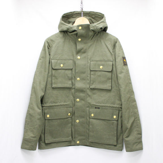 RATS MOUNTAIN PARKA:KHAKI