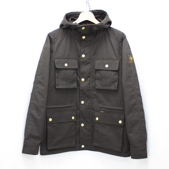 RATS MOUNTAIN PARKA:BLACK