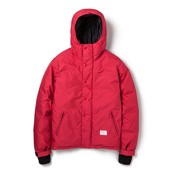 BEDWIN HOODED DOWN JKT