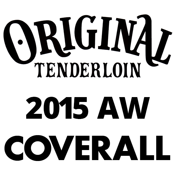 TENDERLOIN T-COVERALL SO