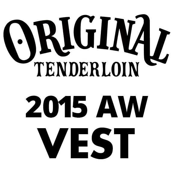 TENDERLOIN T-VEST SO