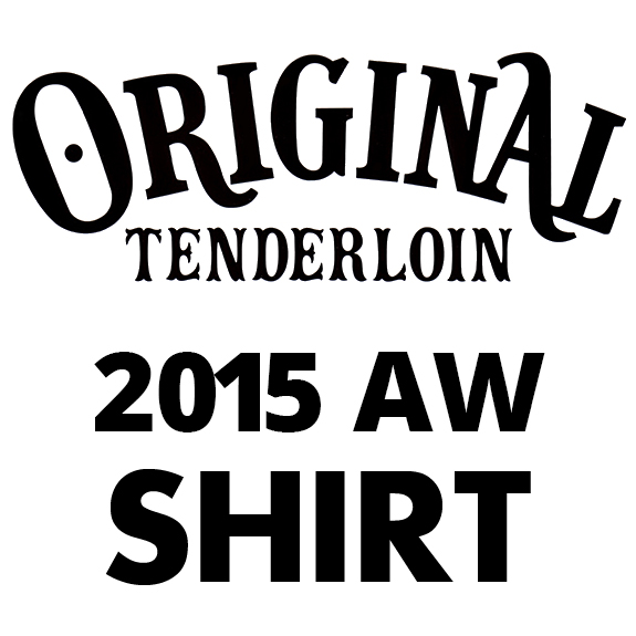 TENDERLOIN T-DENIM STAND SHT