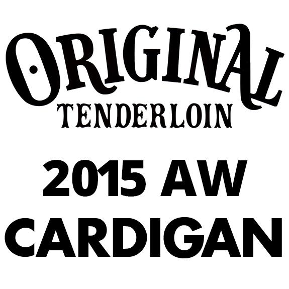 TENDERLOIN T-MOHAIR CARDIGAN