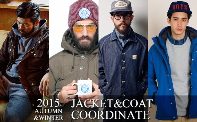2015-16年秋冬コレクションから各ブランドのアウター着こなしまとめてご紹介!