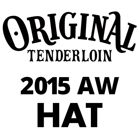 TENDERLOIN T-JUNGLE HAT WC:CAMO-RT