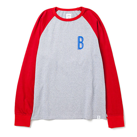 BEDWIN L/S MOTORCYCLE T