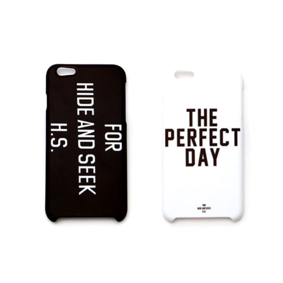 HIDE&SEEK I Phone Case for 6 (16ss)