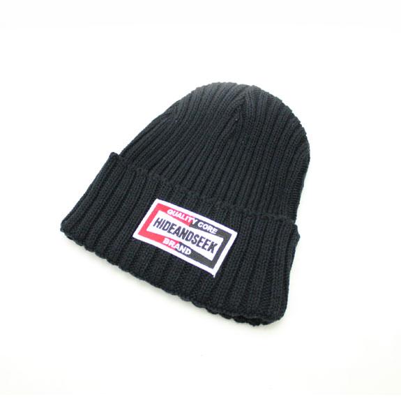 HIDE&SEEK Knit CAP (16ss)