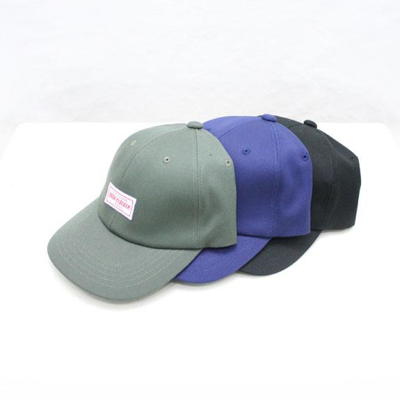 HIDE&SEEK Twill CAP-2 (16ss)