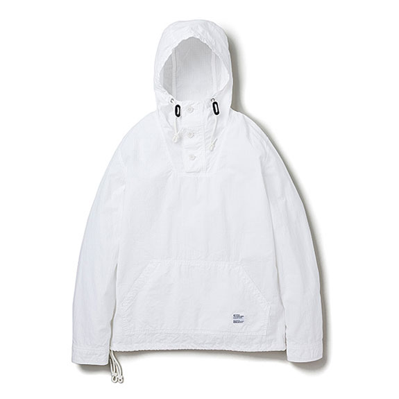 BEDWIN RIPSTOP PULLOVER HOODED FD