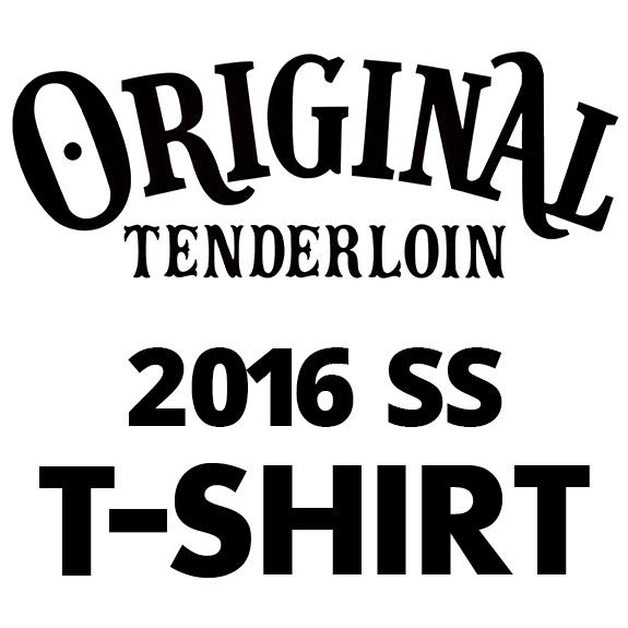 TENDERLOIN T-BORDER S/S