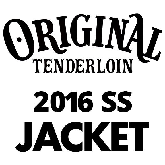 TENDERLOIN T-COACH JKT M
