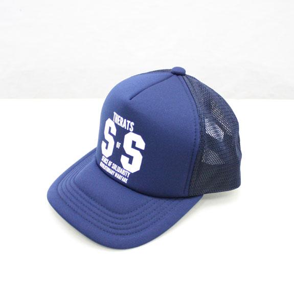 RATS SS MESH CAP:NAVY