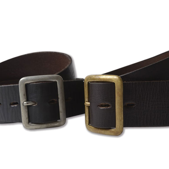 RATS LATIGO LEATHER BELT